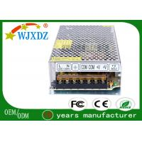 Quality Universal Single Output Switching Power Supply 150 Watt With Short Circuit Protection for sale