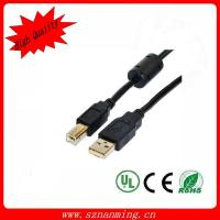 Wholesale usb cable am to bm usb printer cable from china suppliers