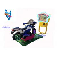 Wholesale 3D Horse Amusement Video Kiddy Ride Funny Children Machine Indoor Playground from china suppliers