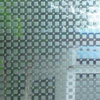 Buy cheap Acid Etched Glass with Pattern in Two Sides from wholesalers