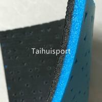 Wholesale Playground Composite PU Foam Underlay Shock Pad Soccer Baseball Court from china suppliers