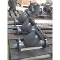 Wholesale JIS F7220 Cast iron Y strainer for marine use from china suppliers