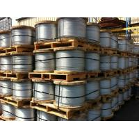 Wholesale Low Relaxation Zinc Coated Steel Cable Wire Rope For Packing Garages from china suppliers