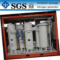 Wholesale Container type PSA nitrogen generator for Oil&Gas pressure tank &pipes surging from china suppliers