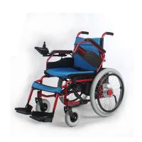 Quality Lightweight Foldable Electric Wheelchair for sale