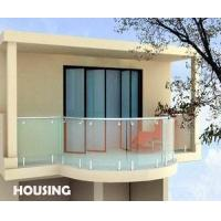 Wholesale Frameless Glass Railing - 5 from china suppliers