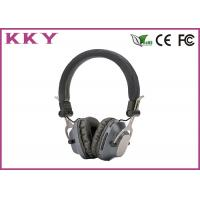 Wholesale Portable Wireless Over Ear Headphones , Wireless Bluetooth Headset 3.0 from china suppliers