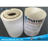 Wholesale Dry Minilab Photo Paper for Epson , 240gsm Semi Glossy Luster RC Inkjet Photo Paper Roll from china suppliers
