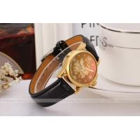 Wholesale Winner Leather Strap 235mm Womens Wrist Watch With Red Dial from china suppliers