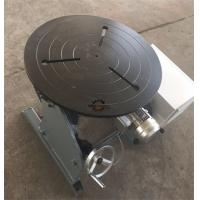 Quality Light Duty Welding Table Hand Wheel With Foot Pedal 300kg 600mm table for sale