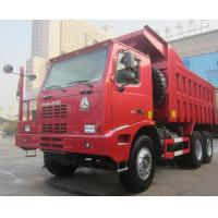 Wholesale Sinotruk HOWO 6x4 tipper truck Mining Dump Truck for stone and sand overloading Capacity from china suppliers