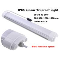 Wholesale IP65 patent design exterior led linear lighting 2-6ft 3000-6000k super bright from china suppliers