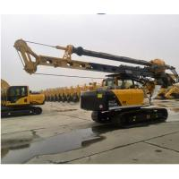 Wholesale Well Hydraulic Rotary Boring Piling Rig Machine With 8~30 Rpm Rotation Speed from china suppliers