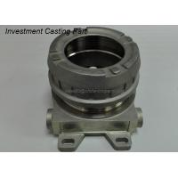 Buy cheap Investment casting parts with cast iron for heavy industry equipment parts OEM from wholesalers