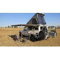 Wholesale Off Road Hard Shell Roof Top Tent Side Open ABS Shell Material For 3-4 Person from china suppliers