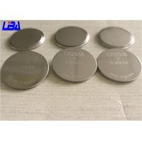 Wholesale Cell Coin CR2016 Button Batteries High Energy Density Light Weight from china suppliers