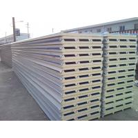 Wholesale Waterproof  Polyurethane Roof Sandwich Panel Color Steel Sheet from china suppliers