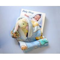 Wholesale Baby Wrap Blanket from china suppliers
