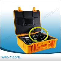 Quality Well Articulating Inspection Camera With 512 HZ , Pipe Inspection Camera WPS710DNL for sale