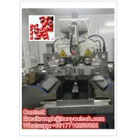 Quality S403 Soft Gelatin Encapsulation Machine With Gelatin Melting System For Krill Oil Production for sale