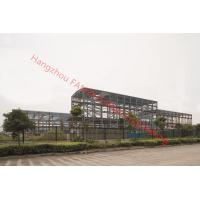Wholesale High Stability Framed Industry Steel Building Fit For Earthquake And Hurricane from china suppliers