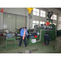 Wholesale 185KW PVC Plastic Pellet Machine , 0.015mm Two Stage Pelletizer Machines from china suppliers