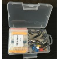 Quality Experiment Electrical Breadboard Kit Ceramic Capacitor 100PF 10NF 100NF 22PF for sale