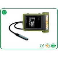 Wholesale High Brightness LED Diagnostic Vet Ultrasound Machine 10.8'' 1 Probe Connection USB Ports from china suppliers