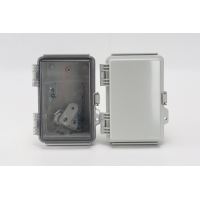 Wholesale Waterproof Hinged Plastic Enclosures ABS Plastic IP67 Project Box from china suppliers