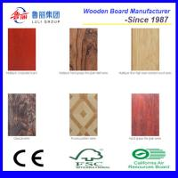 Wholesale high quality laminated HDF solid wood flooring from china suppliers