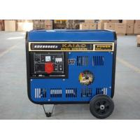 Wholesale 3 Phase 8kva Open Frame Diesel Generators , Electric Start Diesel Generator KDE8600E3 from china suppliers