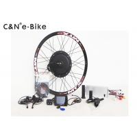 Wholesale TFT Display Electric Assist Bicycle Conversion Kit With High Capacity Battery from china suppliers