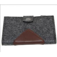 Wholesale high quality factory price custom wholesale felt wallet coin purse from china suppliers