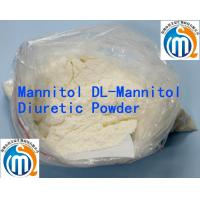 Wholesale Osmotic diuretics Diuretic Powder Mannitol DL-Mannitol CAS 87-78-5 from china suppliers