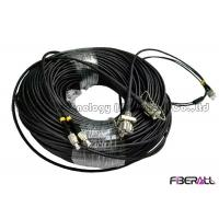 Wholesale 2 Cores Outdoor Fiber Optic Patch Cord With ODC Plug / Socket For FTTA from china suppliers