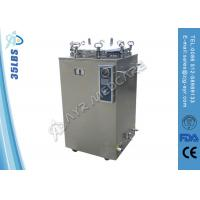 Wholesale Medical Vertical Pressure Autoclave Steam Sterilizer 35L / 50L / 75L / 100L from china suppliers