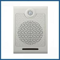 Wholesale COMER Warning alarm announcer mp3 loud speaker with motion sensor from china suppliers