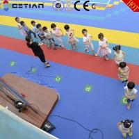 Buy cheap Modular Sports Flooring For Outdoor Field Kindergartener Playground from wholesalers