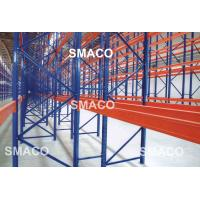 Wholesale Q235B Multiple Levels for Warehouse Store Industrial Pallet Racking (1200L*1200D*150Hmm) from china suppliers
