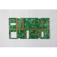 Wholesale Customized Rogers PCB Board RF and Microwave Power Technology 2 Layers High Precision from china suppliers