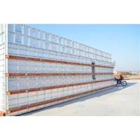 Wholesale Concrete Slab Formwork,wall formwork,Aluminium wall templete system for construction from china suppliers
