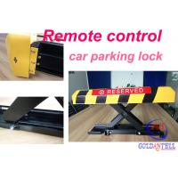 Wholesale Anti - Theft Automatically Lifting Parking Space Protector Quick Responding Speed from china suppliers