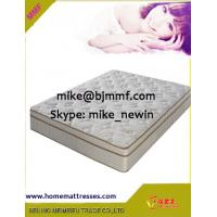 Wholesale Nature Latex Supreme Knitting Fabric Euro Top Spring Mattress from china suppliers