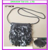 Quality lady small shoulder bag with scales, measure 17*16cm for sale