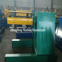 Buy cheap High Speed Diameter 508mm Hydraulic Decoiler For 1250mm Width Coil from wholesalers