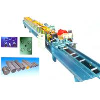 Wholesale 20 Forming Stations Downspout Roll Forming Machine For Tube CE Certification from china suppliers