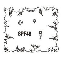 Wholesale SPF48 Nail Art Nail Airbrush stencil from china suppliers