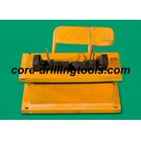 Wholesale Foot Clamp Drilling Core Drill Accessories , Steel Trojan Wheel Clamp from china suppliers