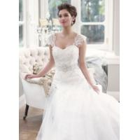 Wholesale China 2014 Latest A-Line Lace/Tulle Train Hotel Bridal Wedding Dress for Wedding from china suppliers