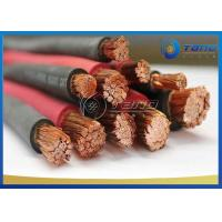 Wholesale 70mm2 50mm2 Rubber Insulated Cable Weather Resistance For Handling Equipment from china suppliers